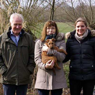 Dana Charleen – mit Nadja und neuer Familie.