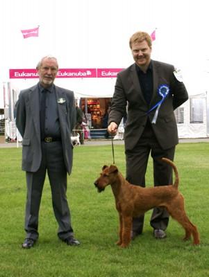 Best of Breed - Darren von der Emsmühle Richter: Mr. Kevin Anderson (GB)