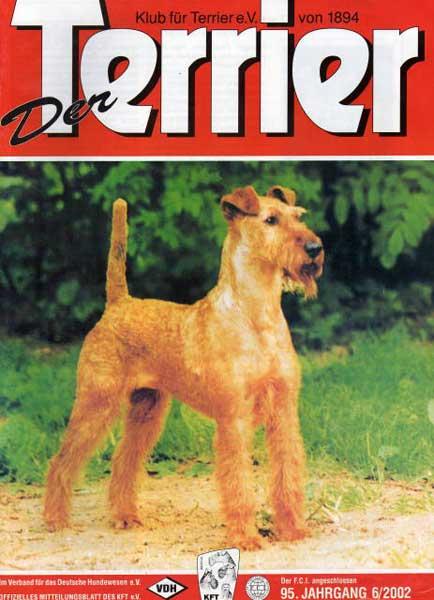 """Der Terrier"", Juni 2002"