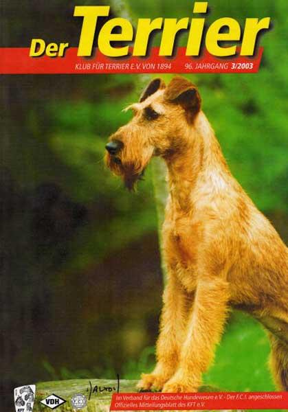"""""""Der Terrier"""", März 2003"""