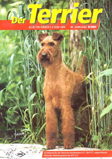 """Der Terrier"", September 2003"