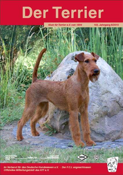 """""""Der Terrier"""", August 2010"""